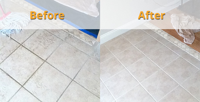 Image result for tiles & grout cleaning